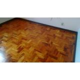 conserto de piso de madeira Lageado