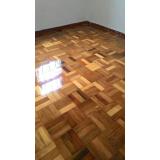 reforma taco de madeira
