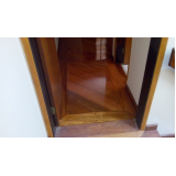 cotação de restauração de pisos de madeira Morumbi