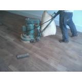 empresas de raspagem de taco de madeira na Portão