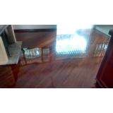 manutenção piso de madeira Santo André