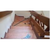 orçamento de restaura piso de madeira Água Funda