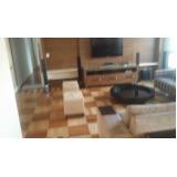 piso de madeira reforma Monte Santo