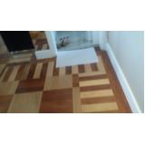piso de madeira restauração Santo Amaro
