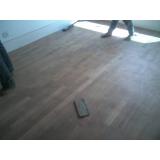 raspagem de piso de madeira em sp preço em Santo André