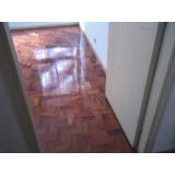raspagem de piso de taco de madeira sp em Moema