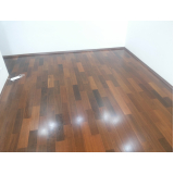 raspagem de piso madeira Água Azul