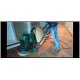 raspagem em piso de madeira Vila Galvão