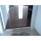 raspagem para piso de madeira