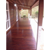 raspar decks de madeira em Boaçava