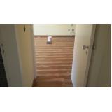 recuperar piso taco de madeira