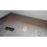 recuperar piso de madeira valor Jardim Ângela