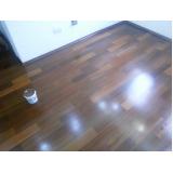 recuperar piso taco de madeira cotação de CECAP