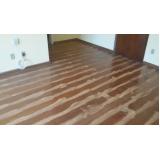 recuperar piso taco de madeira valor Vila Clementino
