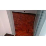 reforma piso de madeira cotação de Vila Argentina