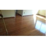 renovar piso de madeira Osasco