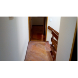 restaura piso de madeira cotação de Vila Fátima