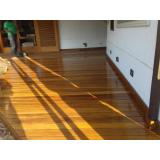 restauração de deck de madeira para varanda