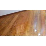 restauração de piso de madeira valor Ponte Grande