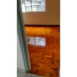 restaurador de piso de madeira Vila Galvão