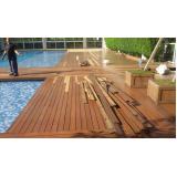serviço de renovar piso de madeira Água Azul