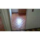 serviço de restauração de piso taco Água Azul
