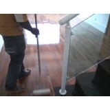 serviços de raspagem de assoalho na Vila Barros