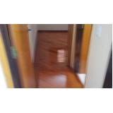 Valor de manutenção piso de madeira Vila Anastácio