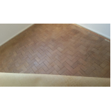 Valor de raspagem de piso madeira Lapa de Baixo