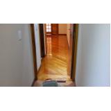 Valor de reforma piso de madeira Tamboré