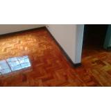 Valor de restauração de pisos de madeira Cabuçu de Cima