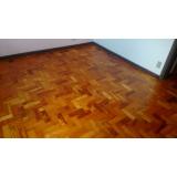Valor de restaurador de piso de madeira Interlagos